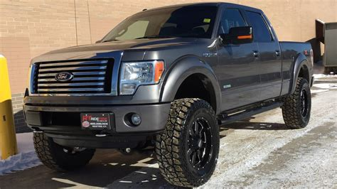 Lifted 2011 Ford F-150 Xlt Xtr 4wd By #rtxc