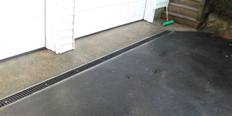 drainage driveway driveway drainage