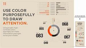 18 Tips For Creating Beautiful Infographics