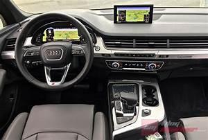 Audi Q7 Interieur : essai audi q7 3 0 l v6 tdi 272 ch des arguments de poids ~ Nature-et-papiers.com Idées de Décoration