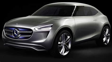 Mercedes Brennstoffzellen Antrieb by Mercedes G Code Neues Suv Studie Mit Wasserstoff Antrieb