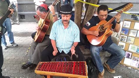 Music is something that unites costa ricans of all. Downtown San Jose Costa Rica Street Music - YouTube