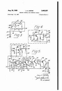 Patent Us3463327 - Pendant Control For Overhead Cranes