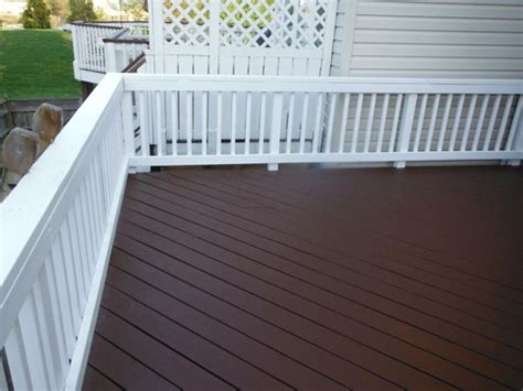 solid deck stain oil based  cabot solid  cinnamon