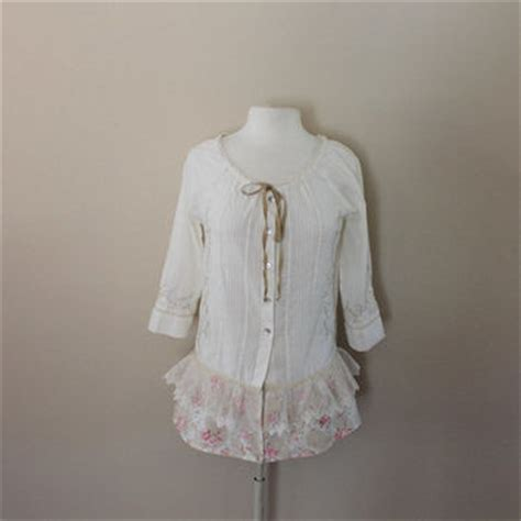 womens shabby chic clothing shop shabby chic tops for women on wanelo