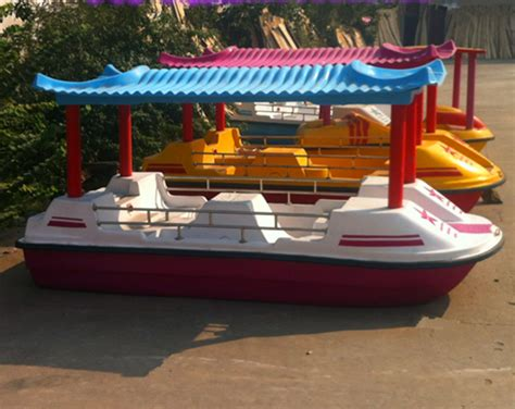 Large Pedal Boat For Sale by 5 Person Paddle Boats For Sale From Water Rides Manufacturer