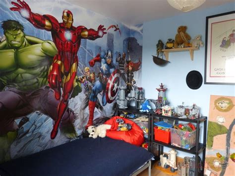 Marvel Dulux Bedroom In A Box dulux marvel bedroom in a box officially awesome