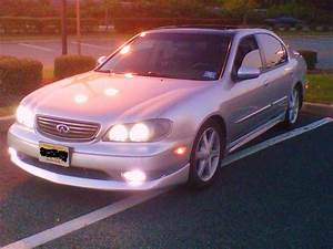 Cj I35 2002 Infiniti Ii35 Sedan 4d Specs  Photos