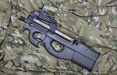 P90 Fn Gun Weapons Defense Personal Weapon