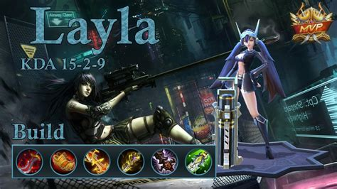 Layla Mvp, Triple Long Range Snipe!