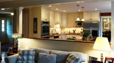 modele cuisine americaine comment meubler votre cuisine semi ouverte archzine fr