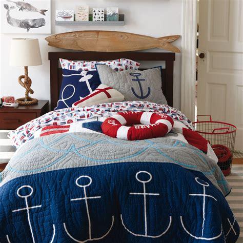 kids throw pillows kids red white cotton nautical