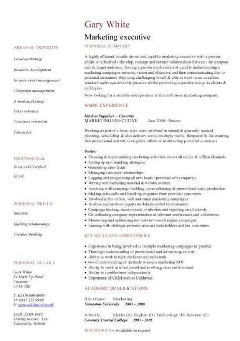 cv template executive 1 cv template medical assistant