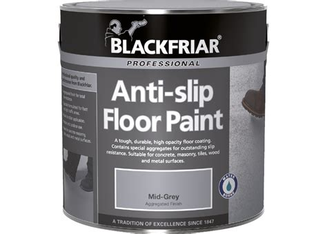 anti slip floor paint blackfriar paints