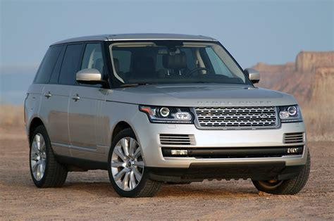 Land Rover Range Rover 30 2018 Technical Specifications