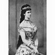 Elizabeth Of Austria N(1837-1898) Empress Of Austria 1854 ...