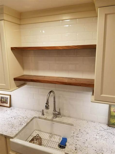 red elm wet bar maryland wood countertops