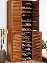 shoe organizer cabinet 30+ Great Shoe Storage Ideas To Keep Your Footwear Safe ...