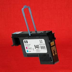 Replacing cartridges and the printhead hp officejet pro 8500.