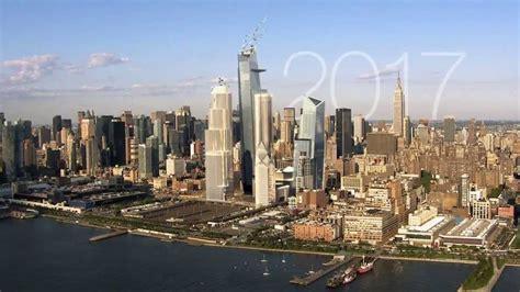 "Hudson Yards New York - ""Build Up"" - YouTube"