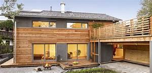 Modernes Landhaus Bauen : schickes landhaus im modernen alpenstil von regnauer hausbau holzhaus pinterest hausbau ~ Bigdaddyawards.com Haus und Dekorationen