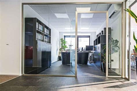Glas Für Türen by Glas Trennwand Nach Ma 223 F 252 R B 252 Ro Und Praxis Glasprofi24
