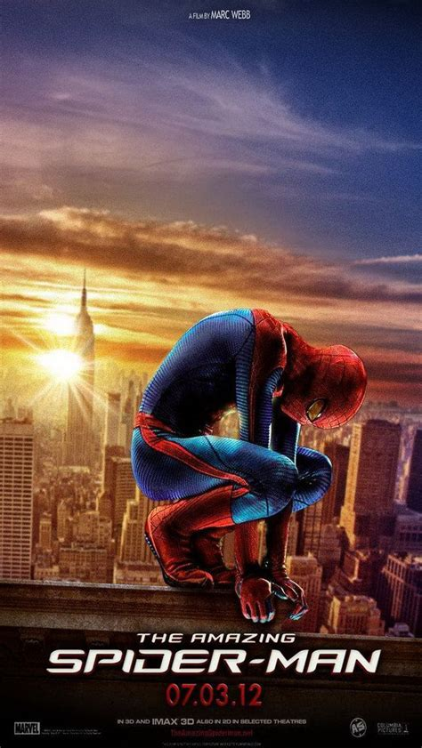 amazing spiderman  poster hd iphone  wallpapers
