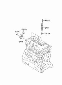 2012 Hyundai Sonata Plug Assembly