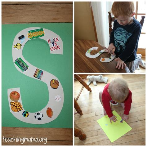 letter s crafts for preschoolers 5 activities for the letter s teaching 894