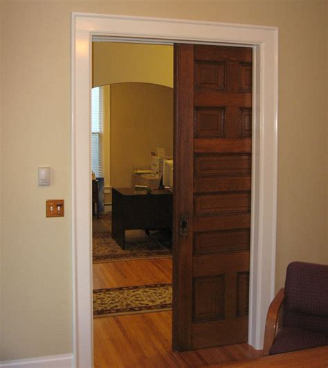 pocket doors yay  nay   design