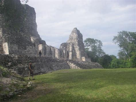 calakmul ruins photo