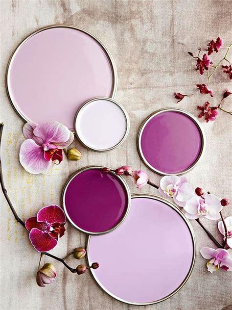 decorate  bedroom  purple walls