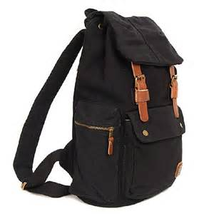 Canvas College Backpacks