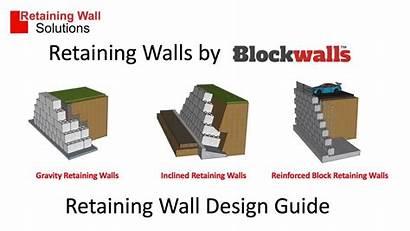 Retaining Types Wall