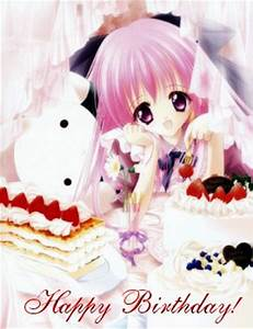 Happy Birthday! -- Anime Girl :: Happy Birthday ...