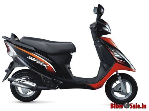 tvs scooty streak price specs mileage colours