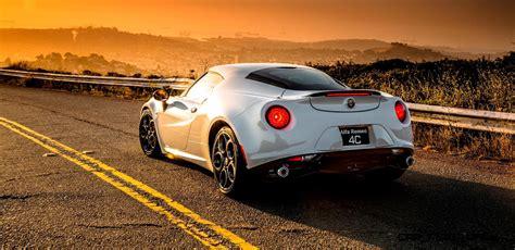 Romeo Usa by 4 4s 2015 Alfa Romeo 4c Usa Priced From 54k In 200 New Photos