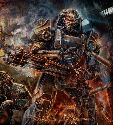 Artstation Fallout Art For Rev Online Konstantin