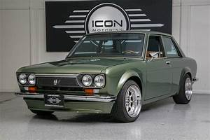 DATSUN 510 - FULL CUSTOM-GREEN- 1973 DATSUN 510 SHOW CAR ...