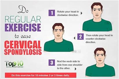 Cervical Spondylosis Exercise Physical Symptoms Regular Exercises