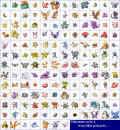 Pokemon 1st season all