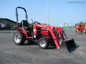 2013 Mahindra Max 25 Tractors - Compact  1-40hp