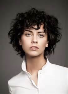 2015 Short Hairstyles for Wavy Curly Hair