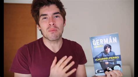 YouTube: Germán Garmendia presenta su libro en Colombia y