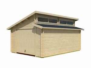 Gartenhaus Holz Modern : holzgarage modern mit schwingtor sams gartenhaus shop ~ Sanjose-hotels-ca.com Haus und Dekorationen