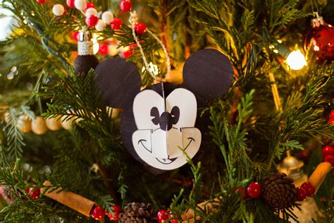 mickey pop  ornament disney family
