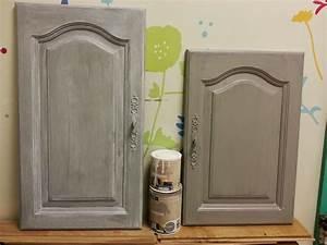 Comment Décaper Un Meuble Vernis En Chene : comment customiser des portes de placard repeindre un ~ Premium-room.com Idées de Décoration