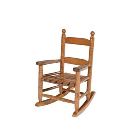 wooden child rocking patio chair kn10nx the home