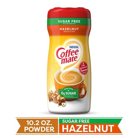 Can i purchase coffee mate sweet irish cream online??? COFFEE MATE Sugar Free Hazelnut Powder Coffee Creamer 10.2 ...