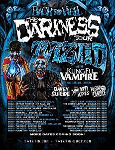 TWIZTID Tour Dates 2016 - 2017 - concert images & videos ...